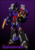G1 Galvatron by kamajan