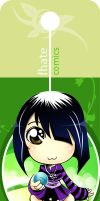 Bookmark for AMJIE 2 by edwardjener