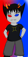 Sollux by Jenndragon