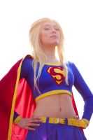 Supergirl by Rinaca-Cosplay