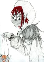 puppet master by ForgottenCharlotte