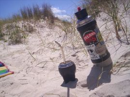 Mate and Sand by Frannx