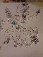 Sylveon by cottoncloudyfilly