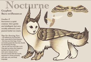 Nocturne Ref by Linaeve