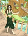 Mangrove Tree Village by kingofthedededes73