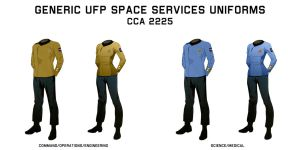 2220's uniforms by thefirstfleet