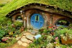 Modest Hobbit Hole by 8TwilightAngel8
