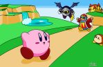 Kirby's Dreamland: Happy 20th! by PikaKirby6595