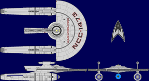 USS Whirlwind Abrams Multi-View by captshade