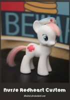 Nurse Redheart Custom by thelint