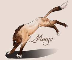 Magni  1011 by EdithSparrow
