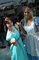 Wendy and Alice by SlightlyIdentical