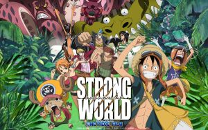 Strong World Wallpaper 2 by xxxDani