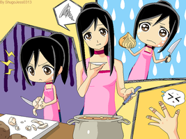 GR OC: Yumi's bad cooking by ShugoJess0313