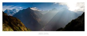 Mera Himal by mortimea