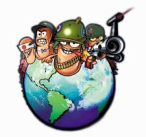Worms World Party Icon by SolidAlexei