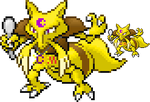 Kadabra Commission by Psybreon