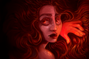 Red is for Rage by MyEmeraldTears