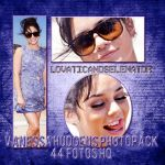 +Vanessa Hudgens Photopack by LovaticAndSelenator