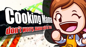 Cooking Mama Joins SSB4 by Kyon000