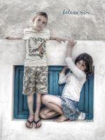 Brother and Sister by HelenaMim