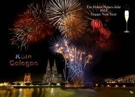 Happy New Year 2013 by rembrantt