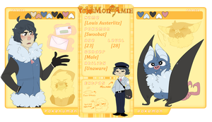 Pokemon-Amie: Louie App by EmpurrorMooks
