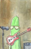 Cool Pickle The Sequel by MJRainwater