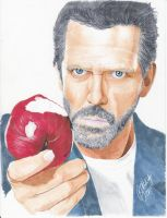 Dr. Gregory House by 0niVIRexe