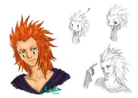 KH - Axel by noot