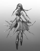 Blade-Dancer-WIPS-solo by Baranha