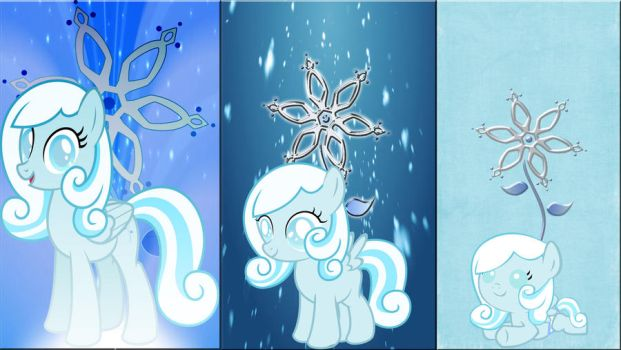 3 Snowdrops by Mr-Kennedy92