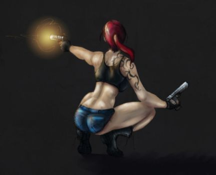 revy colored by scarlet :w00t: by Selkirk