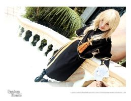 Pandora Hearts: Vincent by krishinya