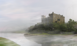 The Green Hill - 07 Dunvegan Castle by Ilionej