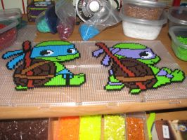 baby leo and don perler by ndbigdi