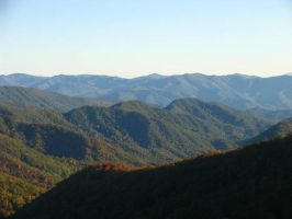 Great Smoky Mountains 8 by abuseofstock