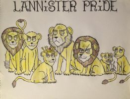 Lannister Pride by timburtongot