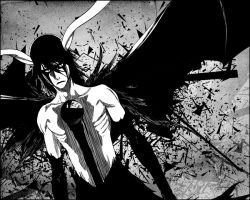 Bleach: Ulquiorra Cifer by Smoshes