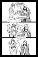 Jay and Silent Bob Discuss BatFleck (Clean) by carriehowarth