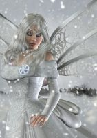 Winter Fairy by Elle-Arden