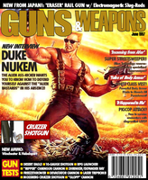 'Guns and Weapons' - June 1997 by LordMisfit