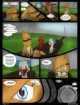 PMD Fallen Earth | Ch. 1 Page 19 by Skaterblog