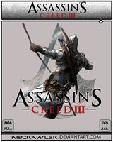 Assassin's Creed 3 Icon v5 by Ni8crawler