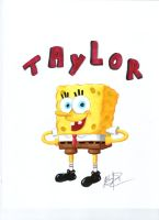 A Spongebob for Taylor by johnnyism