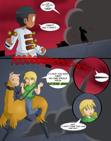 ED Pg 3: Its not a comic without Llamas! by bigsheezy