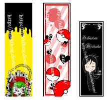 Bookmarks For N00bcon by nikkihog