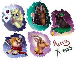Little Christmas - 2 by Silvixen