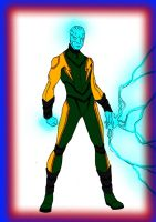 Electro-Redesign 2 by Comicbookguy54321