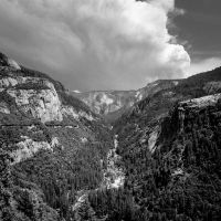 In the footsteps of Ansel Adams by Nikander